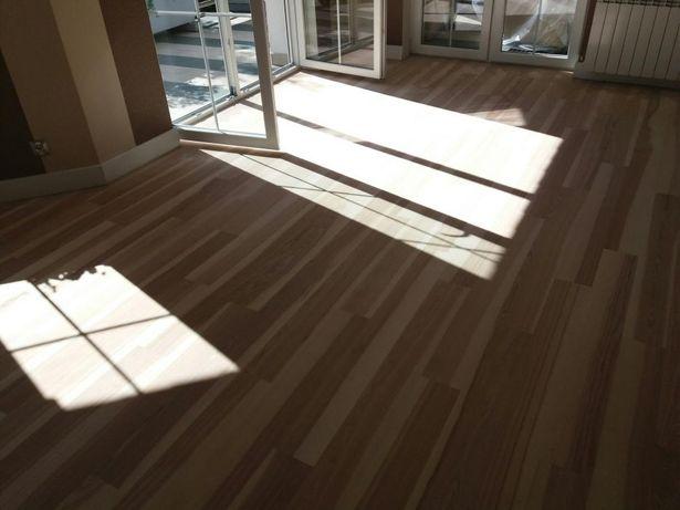 Cyklinowanie bezpyłowe, renowacja schodów, olejowanie, lakiery, kleje