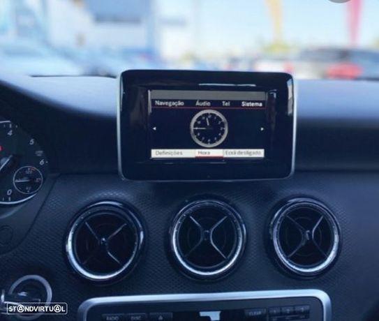 Ecrã Display Central LCD Mercedes-Benz C220Cdi C250Cdi CLA200Cdi GLA200Cdi GLC220Cdi GLC250Cdi (NOVO)