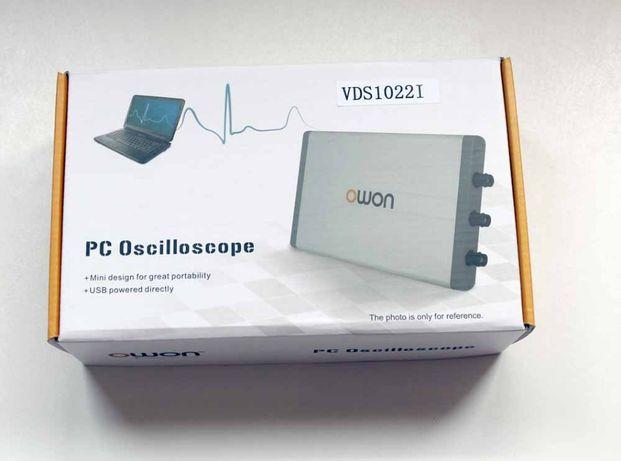Осциллограф USB VDS-1022I Owon