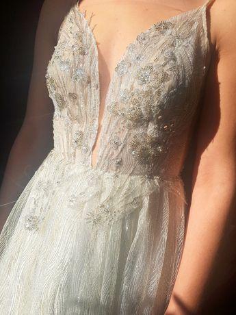 Suknia ślubna Madonna Silver