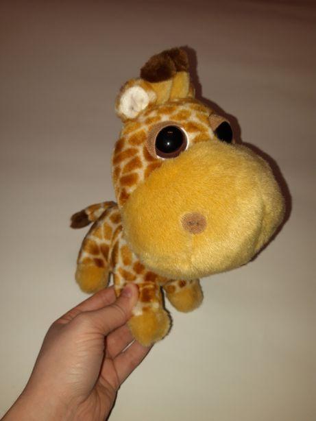 Nowa maskotka żyrafa