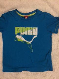 Bluzka PUMA dla dziewczynki l lub chłopca