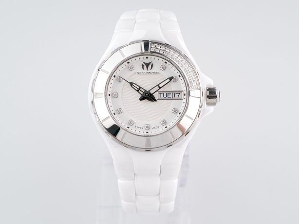 Женские новые часы Technomarine Cruise White Diamonds. 36 мм
