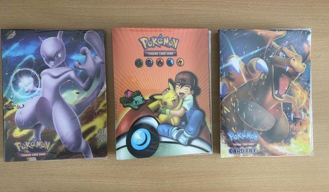 Capas cartas Pokémon