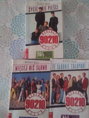 Ksiazki beverly hills 90210
