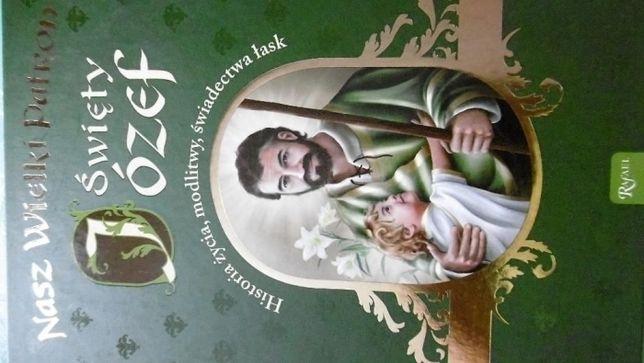 Nowa książka Nasz wielki patron Józek Święty