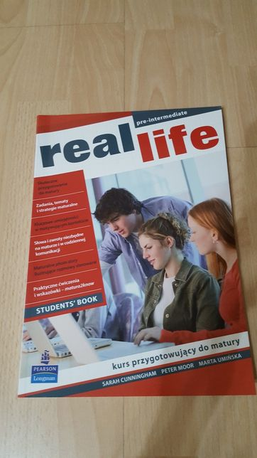 NOWY Real Life pre-intermediate Student's Book
