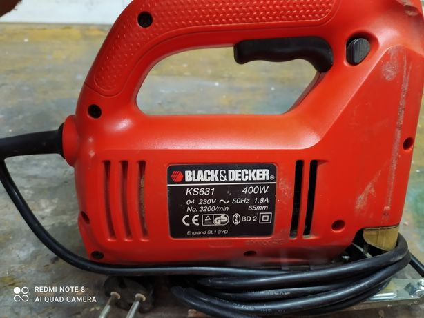 Serra Tico Tico Black e Decker
