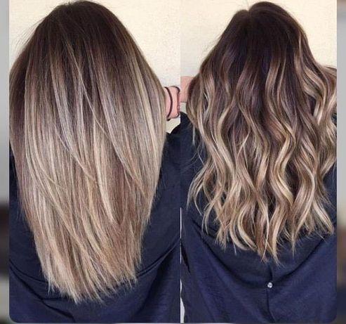 Окрашивание волос.Блонд,Балаяж,Шатуш,Мелирование,Омбре. Возле метро.