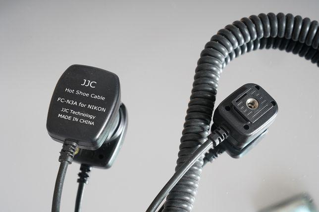 Przewód kabel synchronizacyjny Nikon