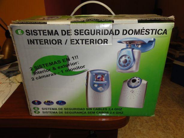 Sistema de Segurança Domestico