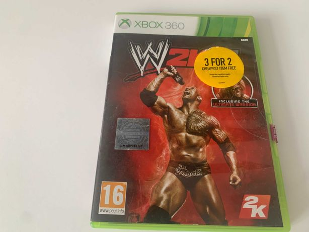 W2k14 Xbox 360 Żuraw