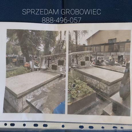 Grobowiec Nowy Sącz cmentarz Komulany