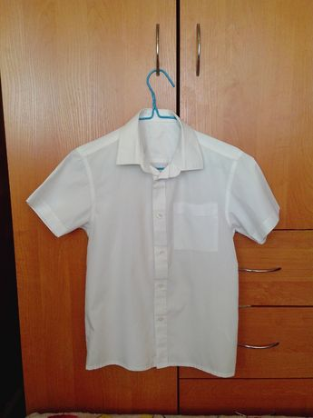 Школьная рубашка BANNER 13 лет (158 см)