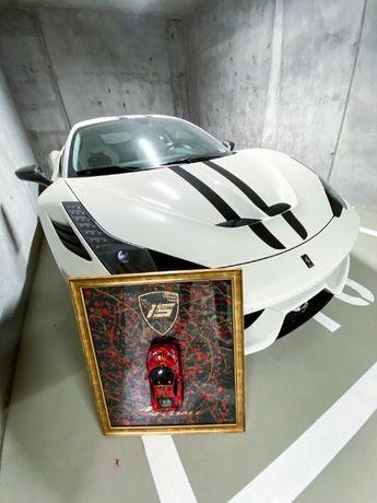 Obraz auto Porsche Ferrari Bmw Mercedes i inne - NoToSiup
