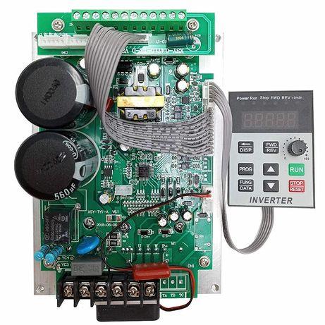 VFD инвертор, качественный китайський частотник, регулятор оборотов