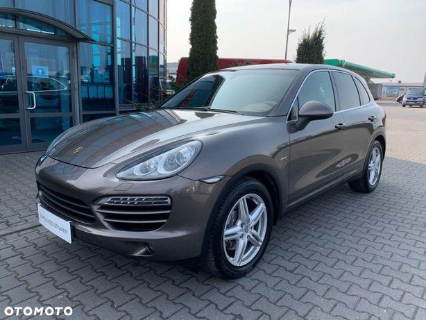 Porsche Cayenne Salon Polska 3.0 Diesel 240KM Pneumatyka 23%