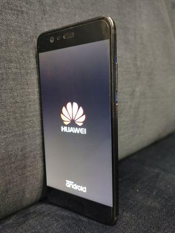 Huawei p10 + szklo i case SPRAWNY