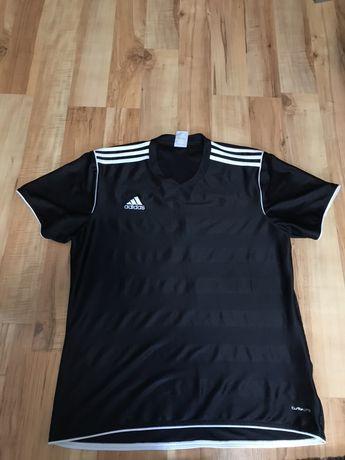 Koszulka czarna Adidas sportowa L polecam Dorzucę gratis do zamówienia