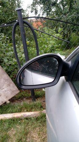 Lusterko ibiza elektryczne podgrzewane i skladane 8pin