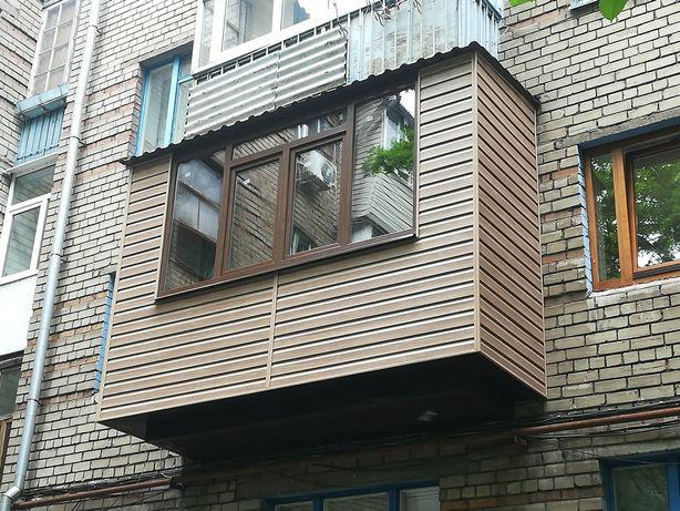 Балконы, ОКНА, Лоджии ,Роллеты, жалюзи,Ремонт и регулировка окон,