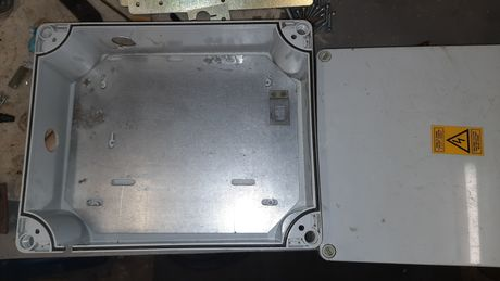 Ящик щит силовой 300х250х100