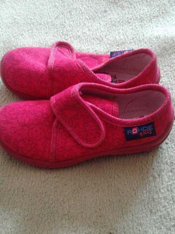 Кросівки - мокасини для дівчинки