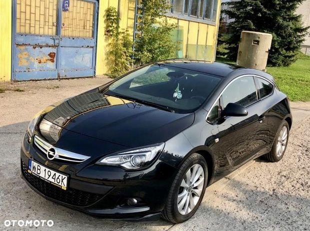 Opel Astra OPEL Astra J GTC 1,6 Turbo 180KM