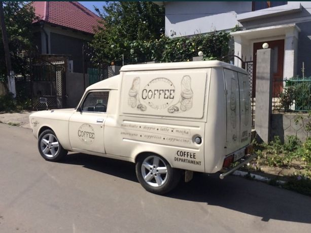 Мобильная кофейня,кофе на колесах авто-кофейня