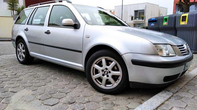 VW 1.9 TDi cx 6 vel.  Único Dono