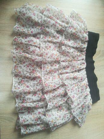 Spódnica falbaniasta