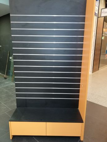 Expositor de loja c/ gavetão incluído