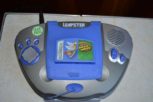 Игровая приставка Leapster/Leap Frog