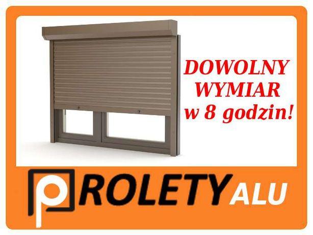 ROLETY ZEWNĘTRZNE Ocieplone Aluminiowe Roleta Zewnętrzna PRODUCENT 24h