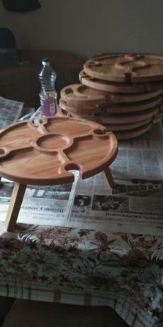 Дерев'яні тарілки
