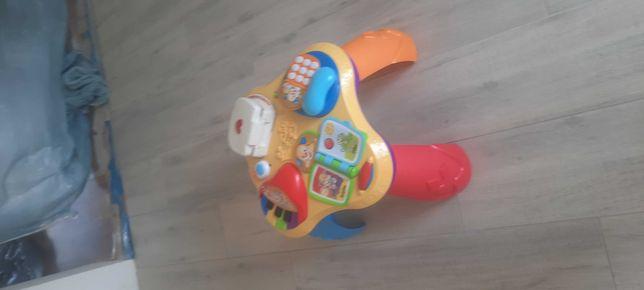 Stolik fisher-price i inne zabawki