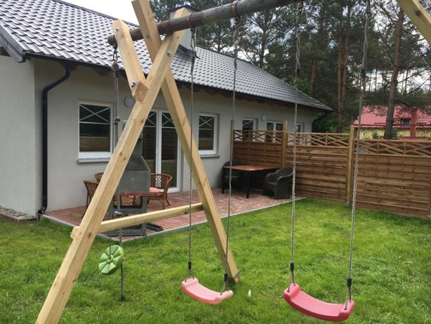 Wynajem całorocznych domków nad jeziorem Kociewie domkibialachowo.pl