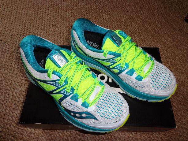Новые женские кроссовки Saucony Triumph ISO 3 беговые маленький размер