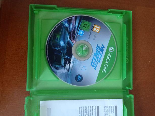 Gra Need for speed na Xbox