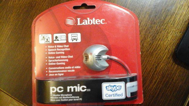 Mikrofon zewnętrzny do komputera LABTEC NOWY!!!