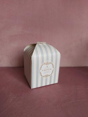 Pudełko na ciasteczka kalendarz adwentowy 24 sztuki
