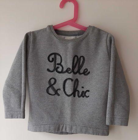 Bluza Zara dla dziewczynki