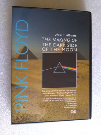 pink floyd dvd the making of the dark side of the moon