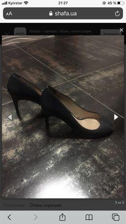 Туфлі Massimo Dutti