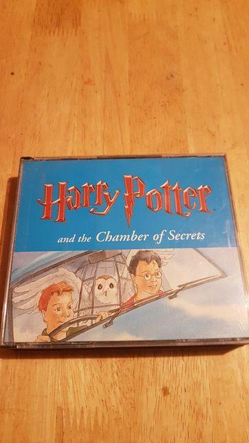 8 płyt.Harry Potter and the chamber of secrets wersja angielska