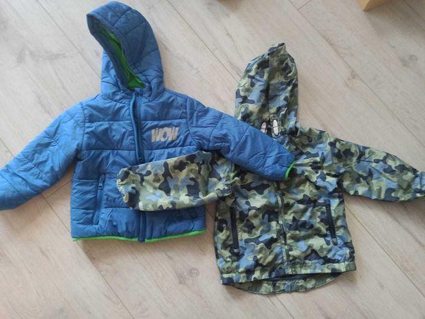 Ubranka dla chłopca 80-92