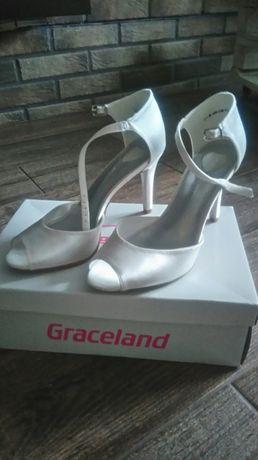 Buty ślubne marki Graceland