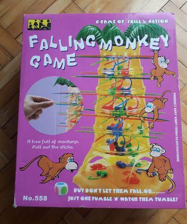 Gra spadające małpki - nowa nieuzywana
