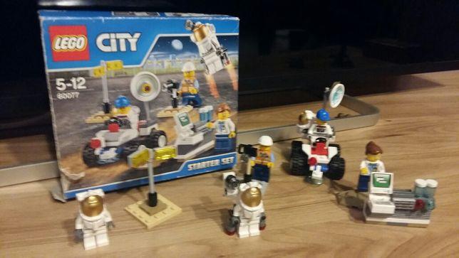 Lego city 60077 kompletne instrukcja