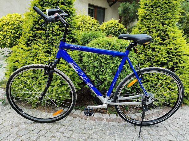 Rower crossowy BULLS - 28 cali - ALIVIO - Rozmiar 61 cm
